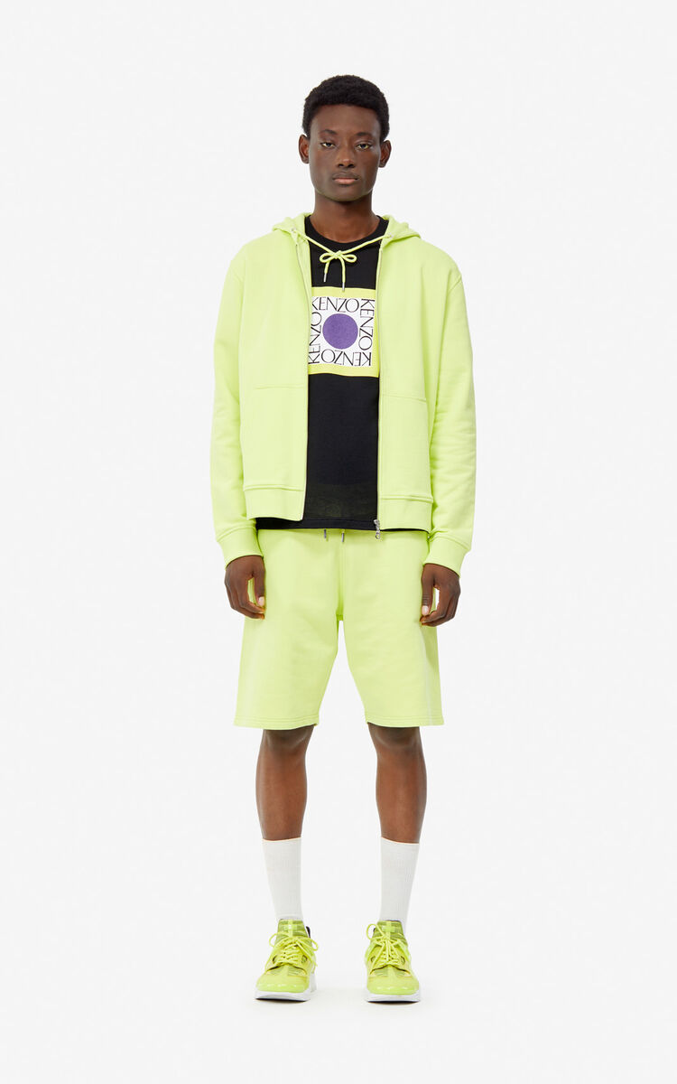 LEMON KENZO Logo hoodie for women