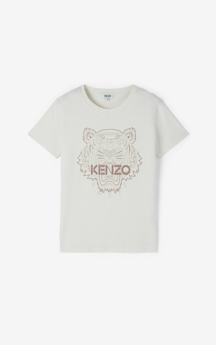 OFF WHITE 'High Summer Capsule Collection' Tiger t-shirt for women KENZO