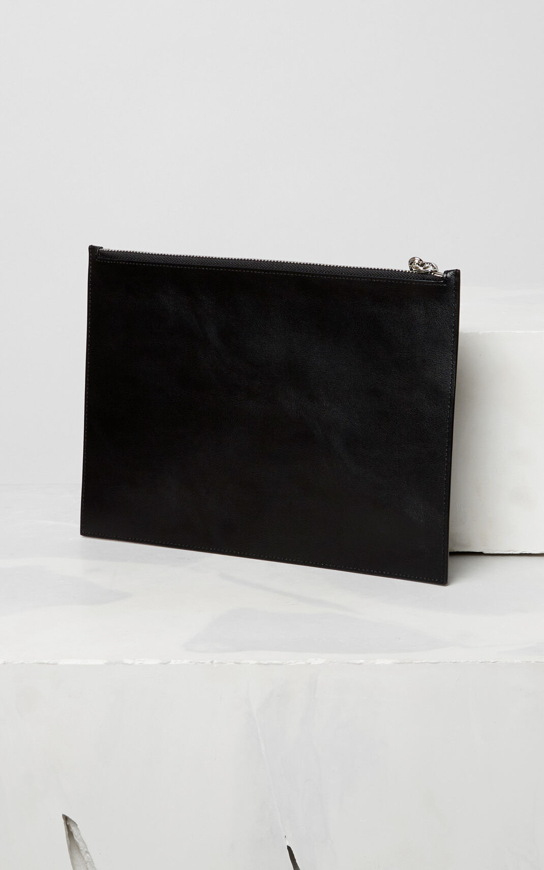 BLACK 'Holiday Capsule' A4 KENZO Clutch Bag for unisex