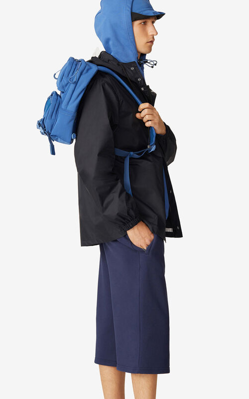 COBALT KENZO Sport backpack with strap  for men
