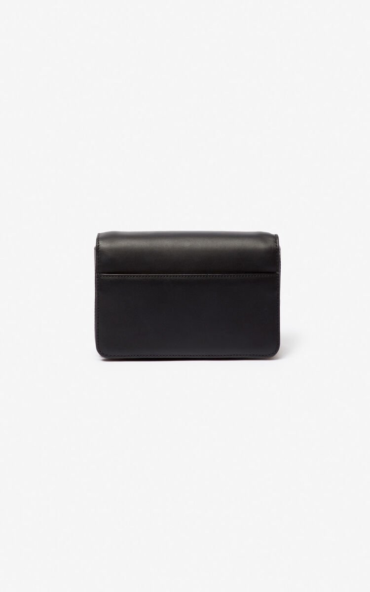 BLACK K-Bag Chainy bag for unisex KENZO