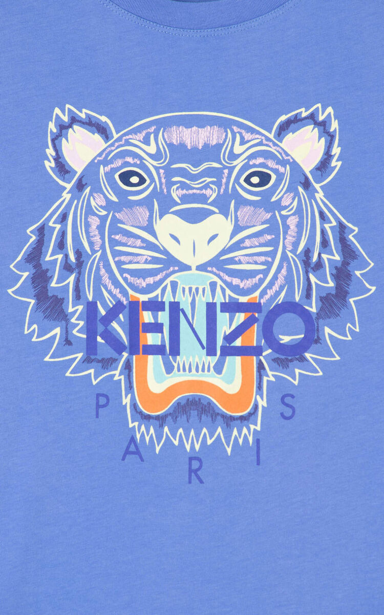 WISTERIA Tiger t-shirt for men KENZO