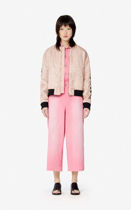 SKIN KENZO Paris baseball jacket  for women