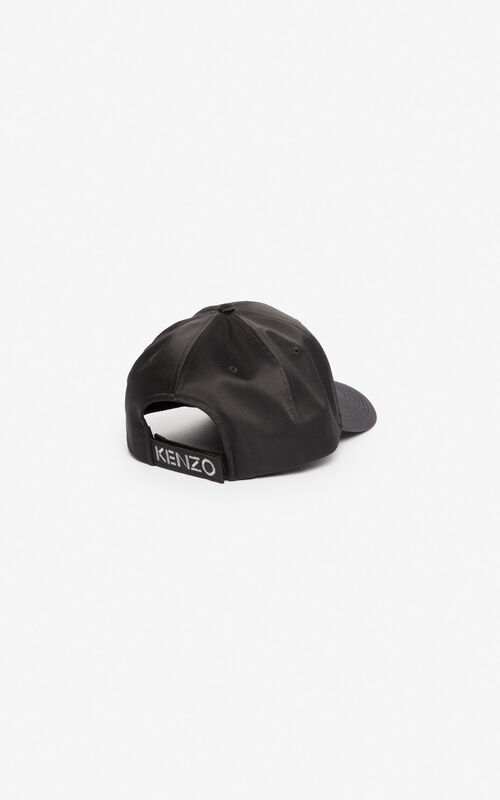... BLACK Satin Tiger cap  Holiday Capsule  for unisex KENZO 5dc7c7ee8ba