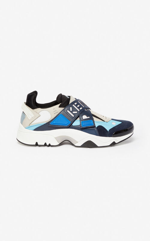 COBALT Sonic Scratch sneakers for unisex KENZO