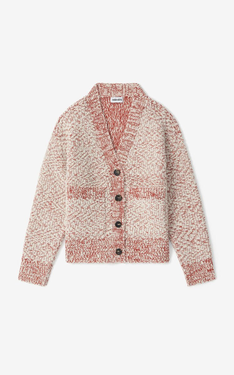POPPY Slub cardigan for women KENZO