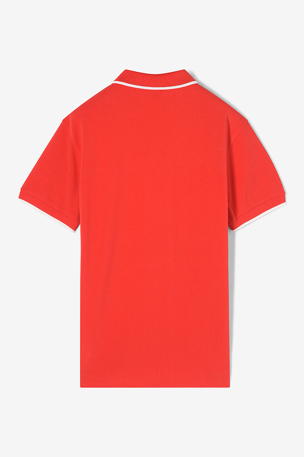 MEDIUM RED Regular Polo Shirt for men KENZO