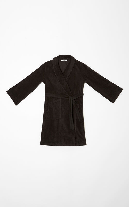 BLACK Tiger Dressing Gown KENZO