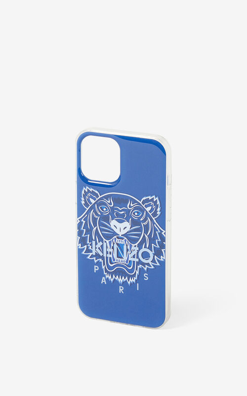 DEEP SEA BLUE iPhone 12 Pro Max case for unisex KENZO