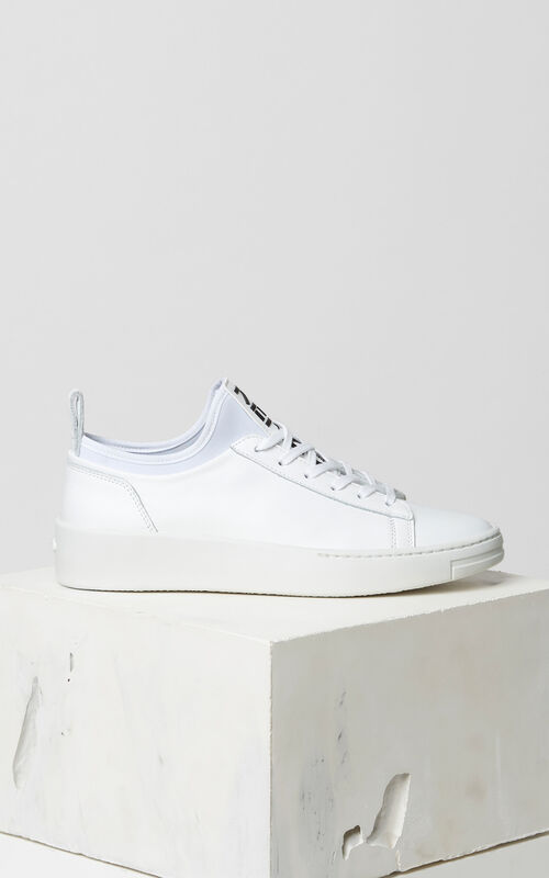 WHITE K-City Sneakers for women KENZO