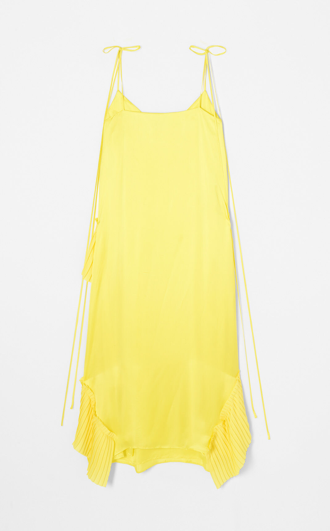LEMON Dress with ruffles for women KENZO
