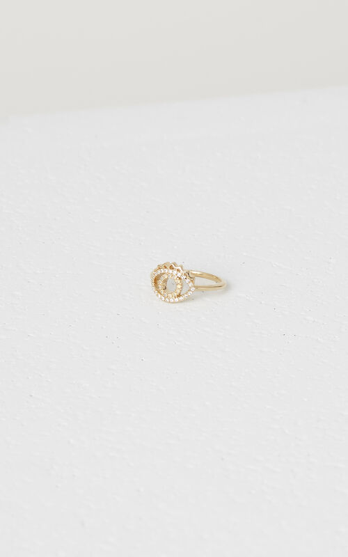Mini Eye ring, LICENCE 1, KENZO
