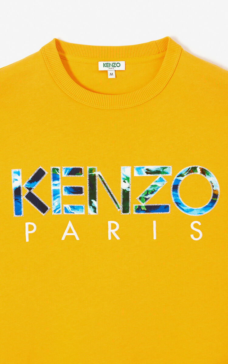 MARIGOLD 'KENZO World' KENZO Paris sweatshirt for men
