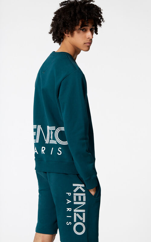 PINE KENZO Logo sweatshirt for men