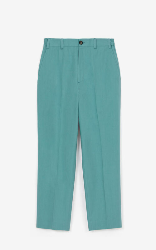GLACIER 'High Summer Capsule' chino trousers for unisex KENZO