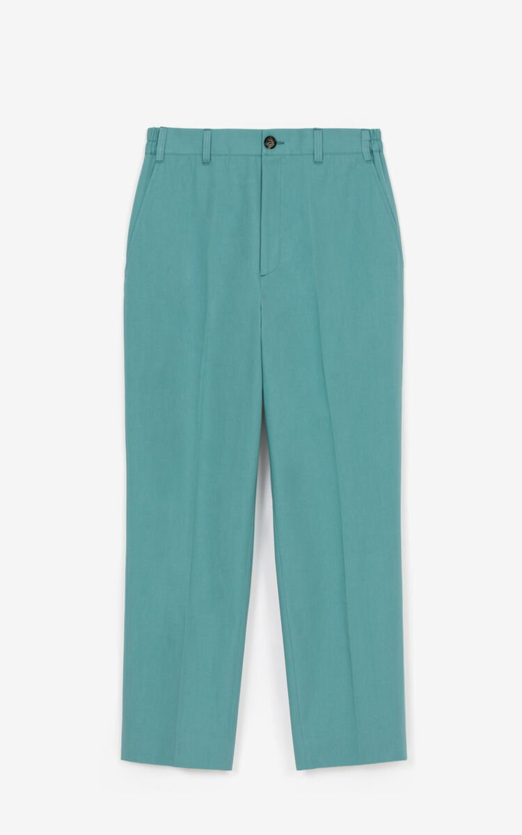 GLACIER 'High Summer Capsule' chino trousers for men KENZO