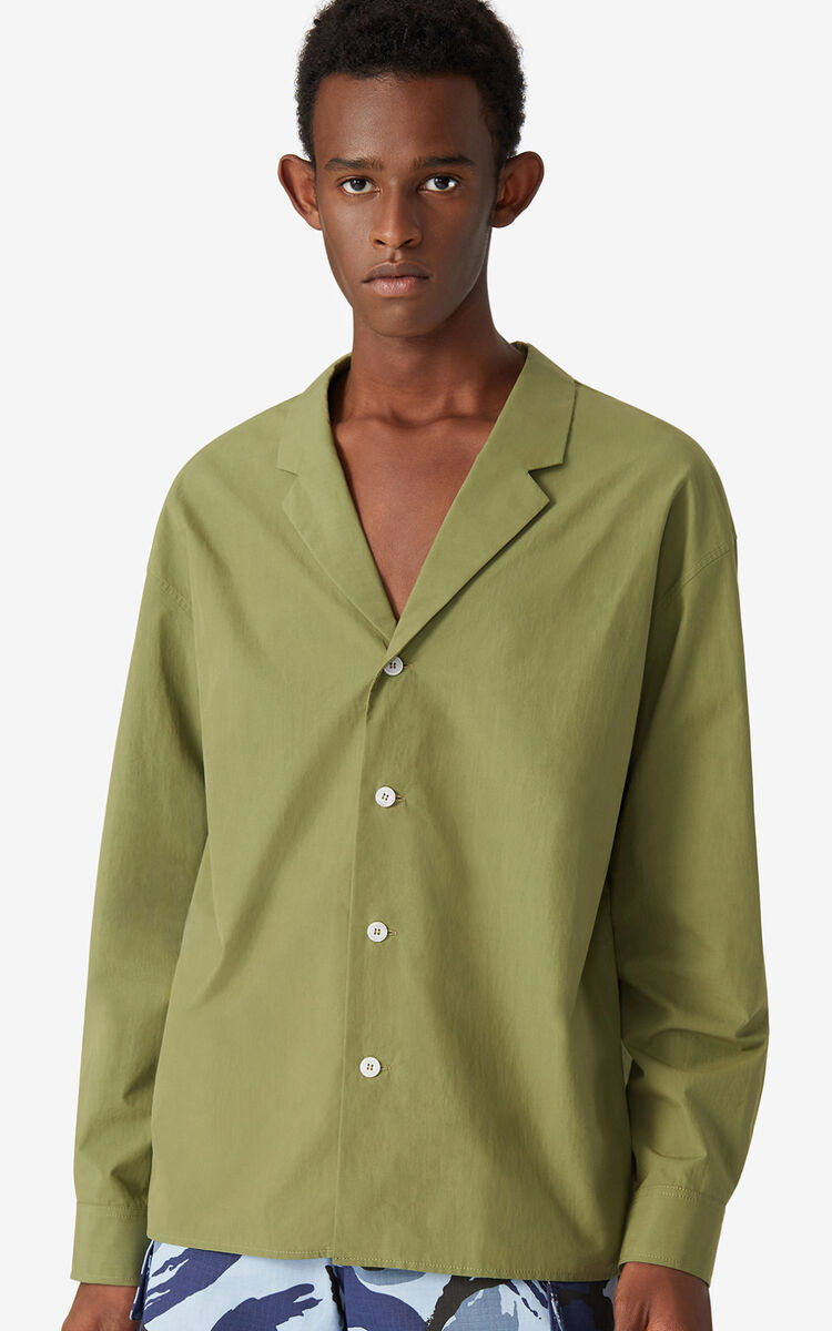 OLIVE Shirt jacket for women KENZO