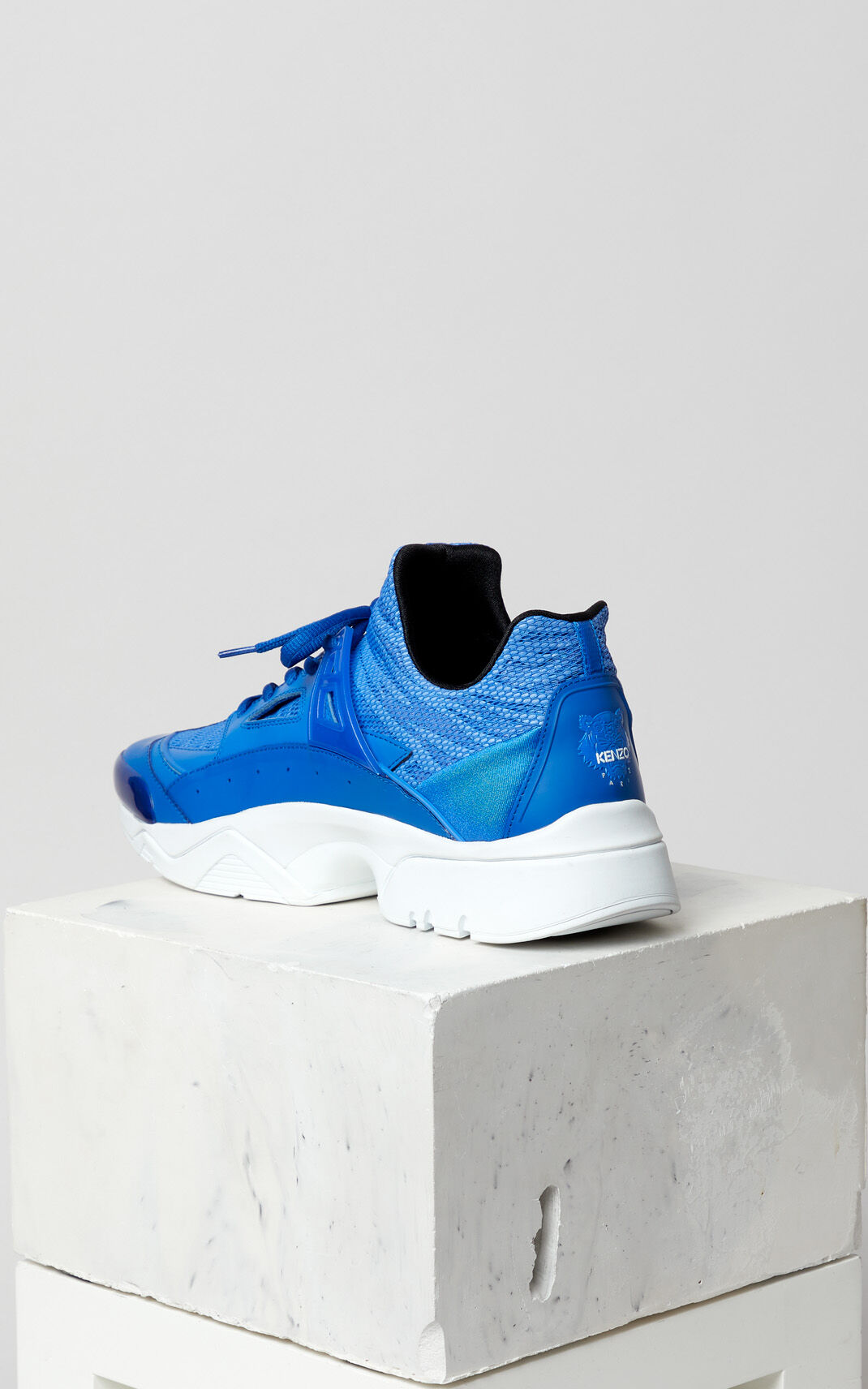 FRENCH BLUE Sonic sneakers for men KENZO