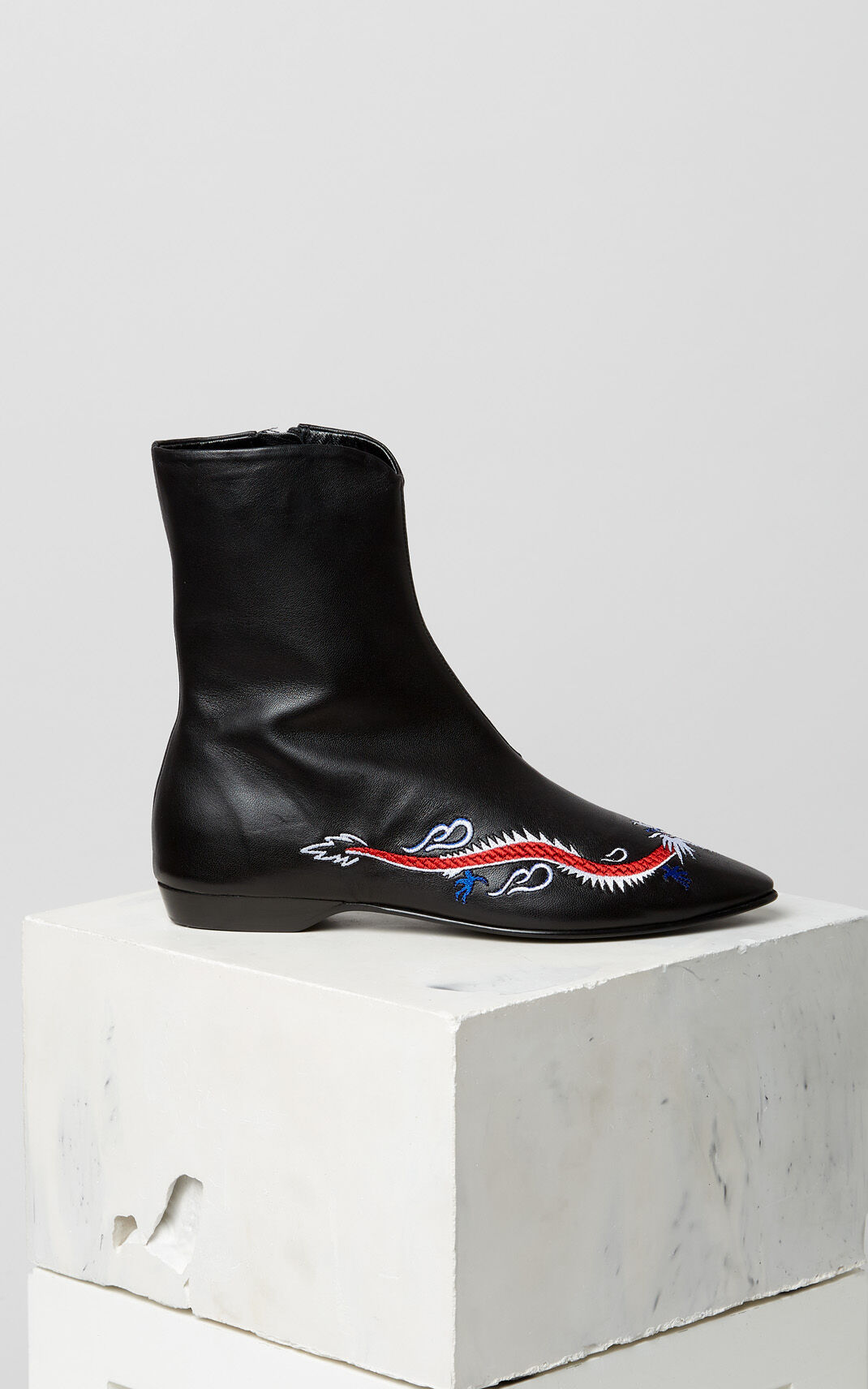 BLACK Jyll boots for women KENZO
