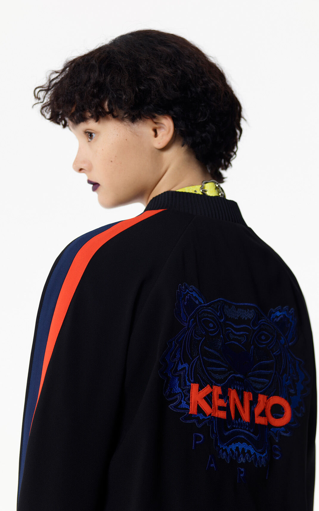 BLACK Teddy Tiger for women KENZO