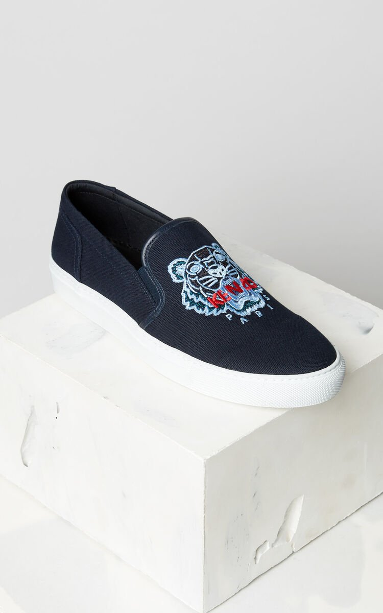 separation shoes 653ce aadee K-Skate Tiger slip-on for ACCESSORIES Kenzo | Kenzo.com