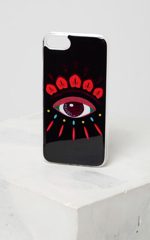 CORAL 'Holiday Capsule Collection' iPhone 7+ / 8+ Eye Case for women KENZO