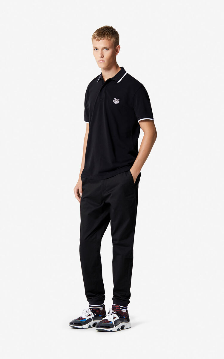 7cb07970ec Regular fit Tiger Polo shirt for MEN Kenzo | Kenzo.com
