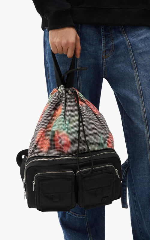 CHERRY K-Konvert modular rucksack for men KENZO