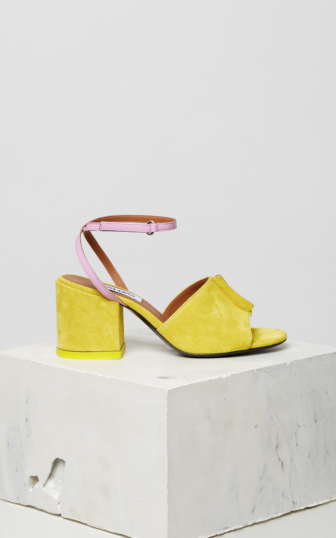 LEMON Daria heeled sandals for women KENZO