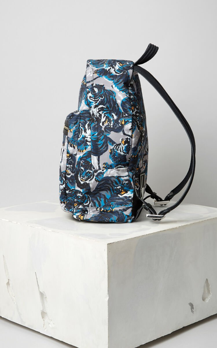Flying tiger Backpack, MARIGOLD, KENZO