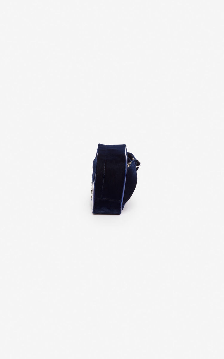 MIDNIGHT BLUE Kyoto bumbag  'Holiday Capsule' for unisex KENZO