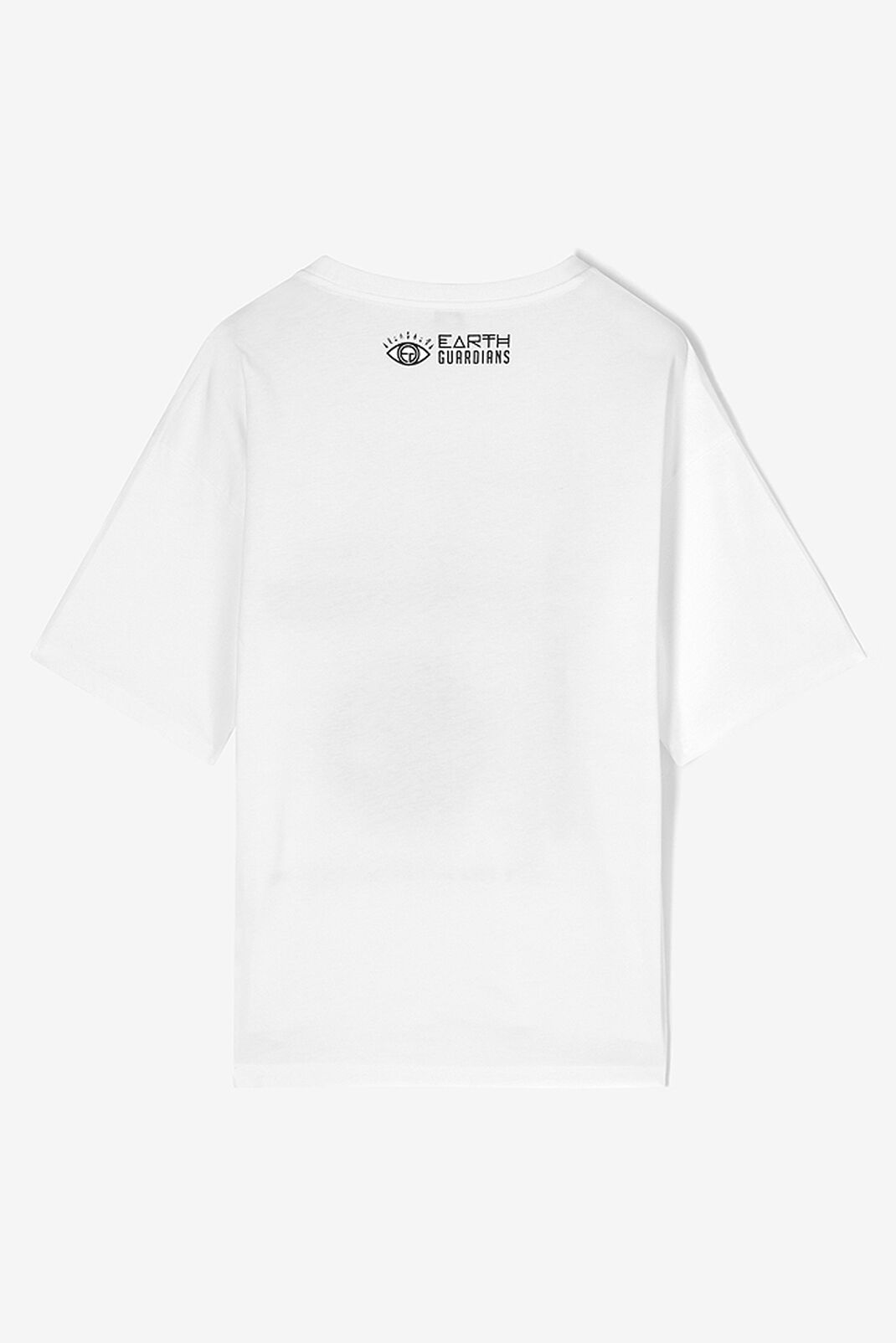 WHITE 'Rise Up' T-shirt for women KENZO