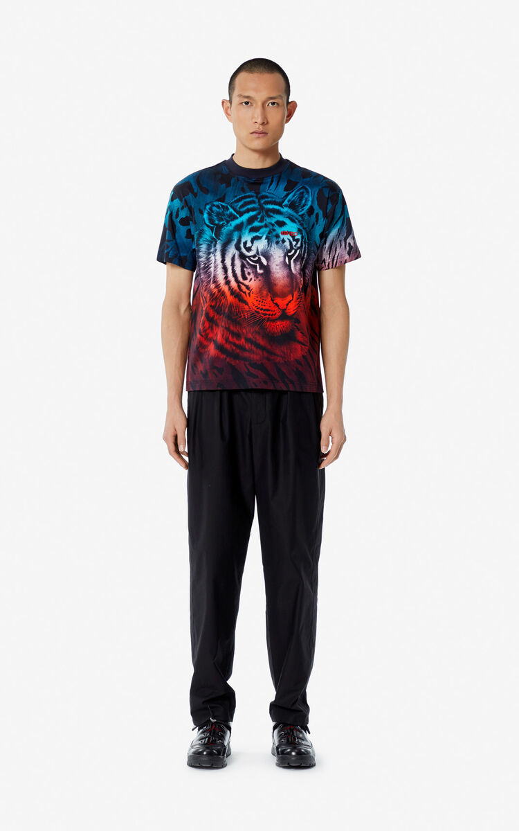 Tiger Vintage  T-shirt for La Collection Memento n°4 Kenzo  6284e002a5