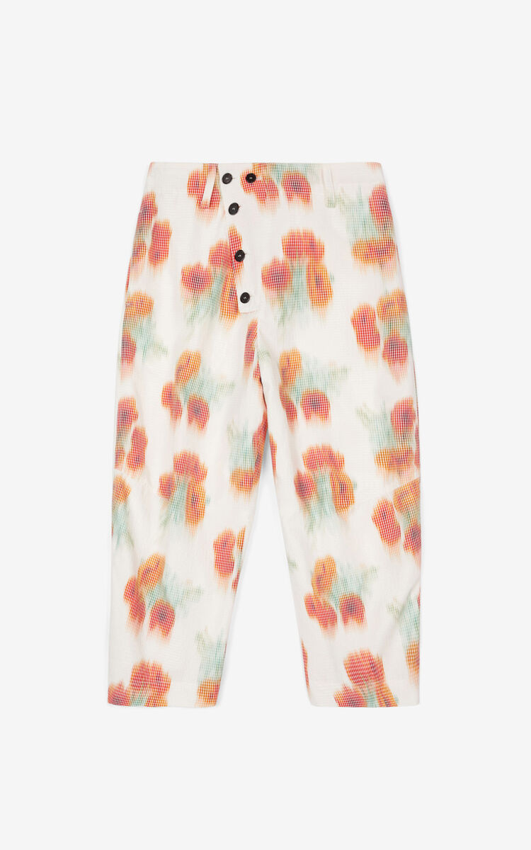 POPPY 'Coquelicot' trousers for women KENZO