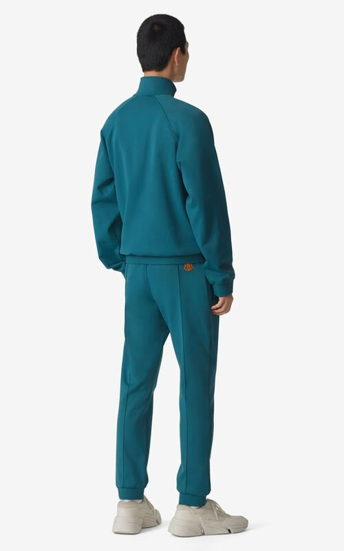 DUCK BLUE Joggers for women KENZO