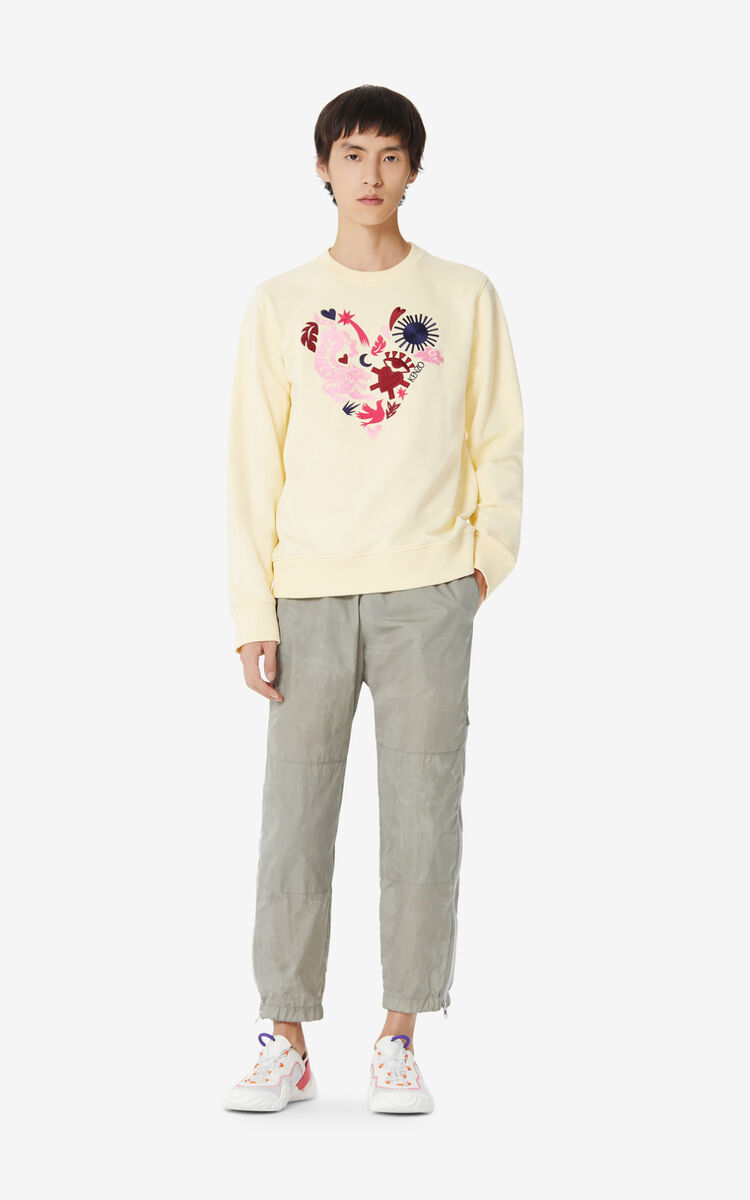 VANILLA 'Lucky Star' sweatshirt for men KENZO