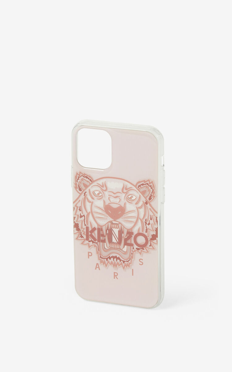 PASTEL PINK iPhone XI Pro Case for women KENZO