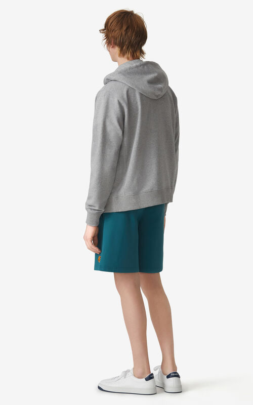 DUCK BLUE Shorts for women KENZO