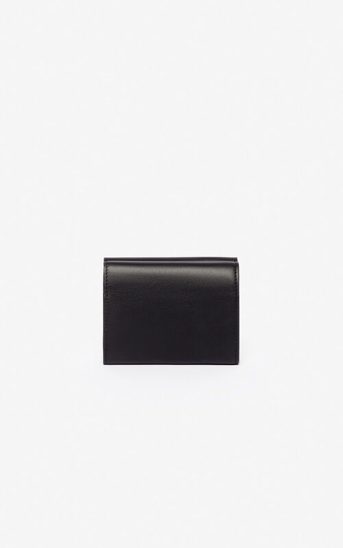 BLACK K-Bag coin purse for women KENZO