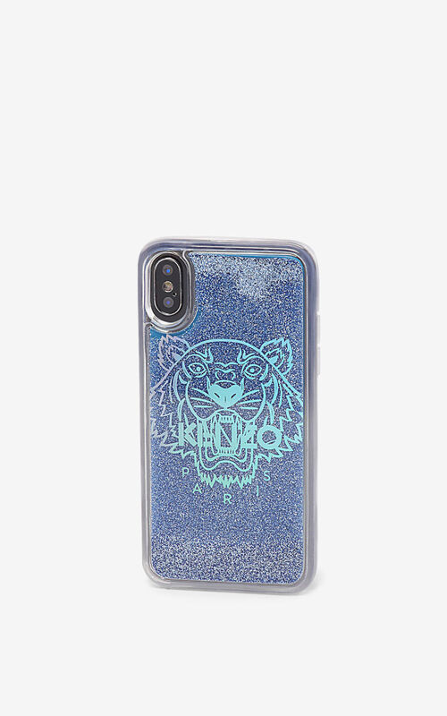 CYAN iPhone X/XS Case for men KENZO