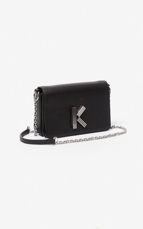 ae0a4316 BLACK K-Bag Chainy bag for unisex KENZO ...
