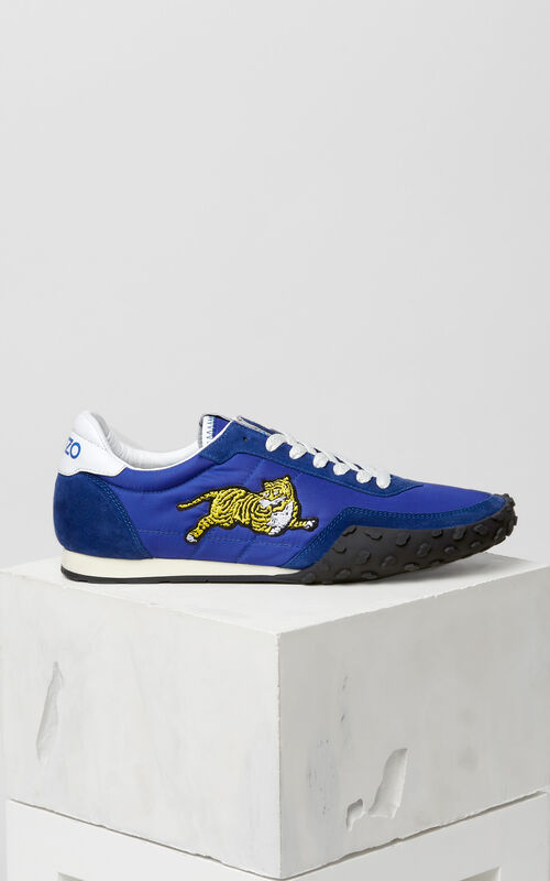 ROYAL BLUE KENZO Move Sneaker for men