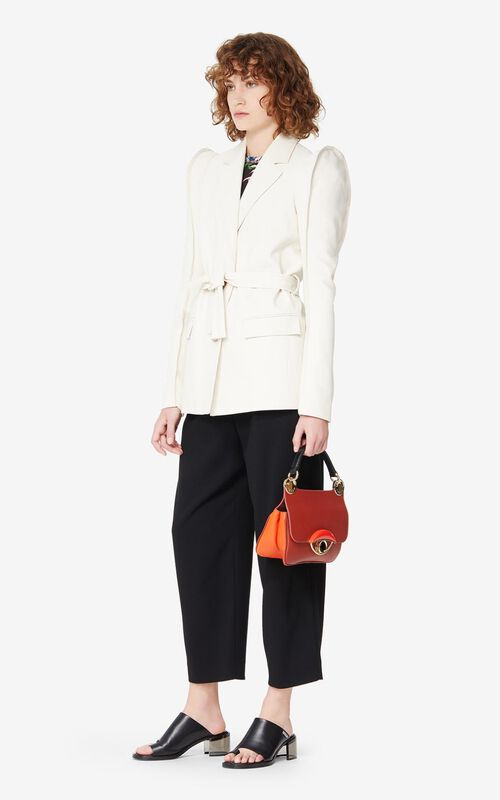 OFF WHITE Belted jacket for women KENZO