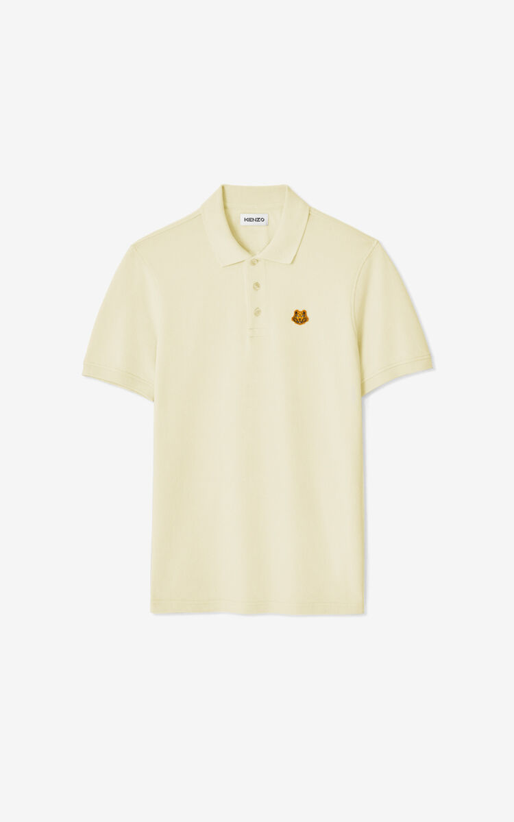 SAND Tiger Crest polo for men KENZO