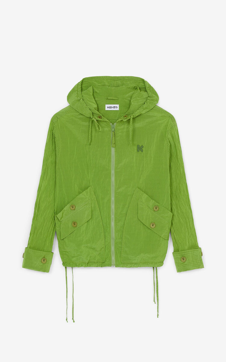 ABSINTHE Jacket with hood for men KENZO
