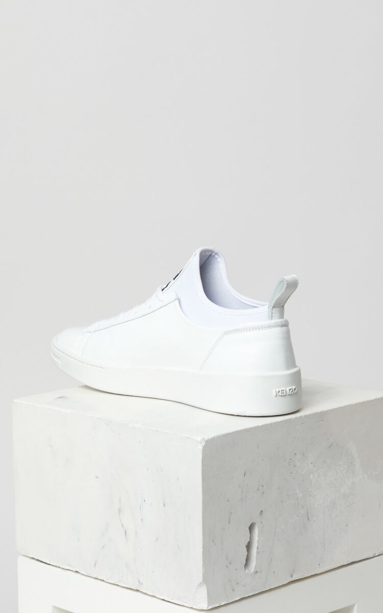WHITE K-City Sneakers for global.none KENZO
