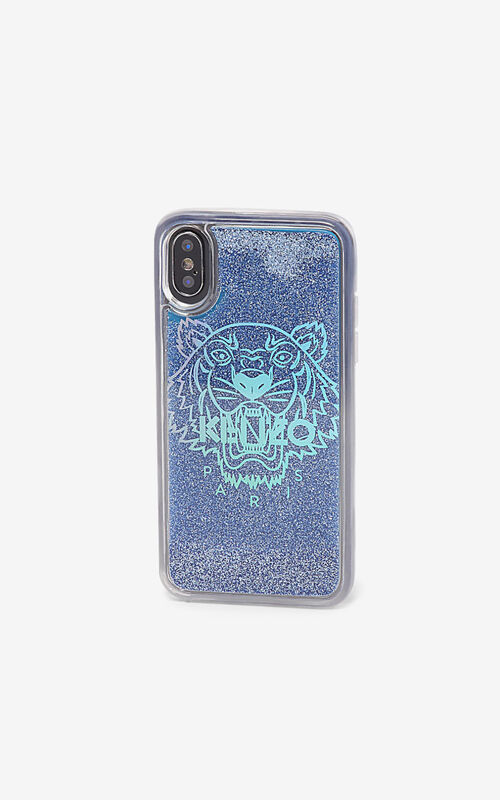 CYAN iPhone X/XS Tiger case for unisex KENZO