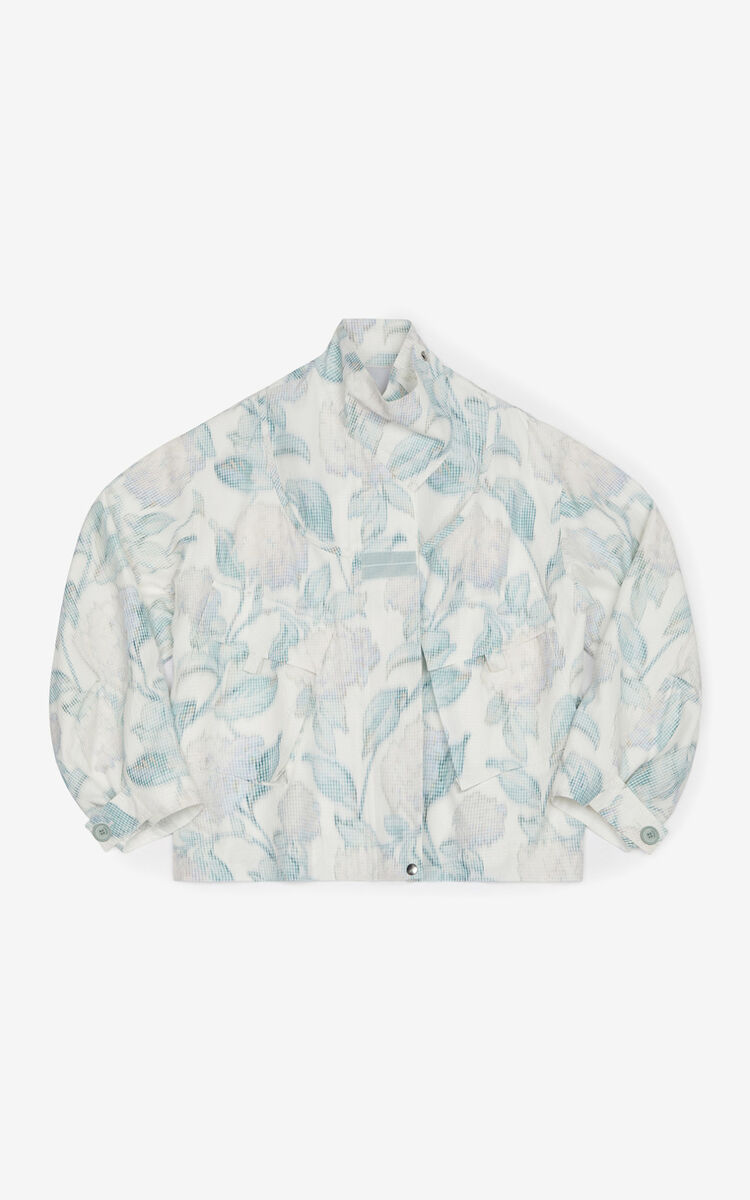 OFF WHITE Hortensia' jacket for women KENZO