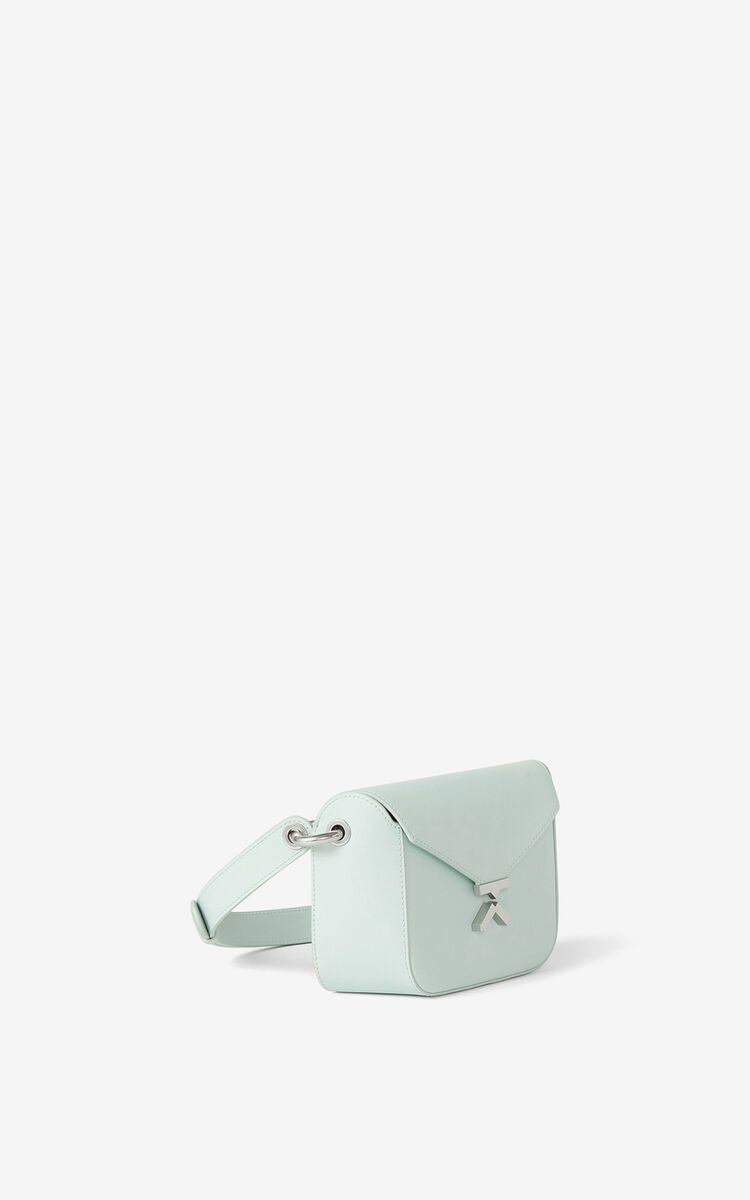 MINT KENZO K small leather bag for unisex