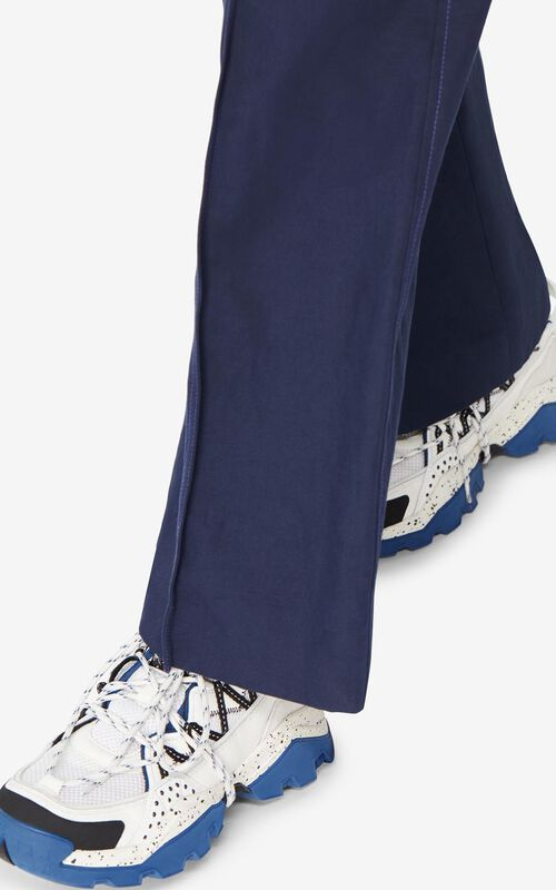 DUCK BLUE Inka sneakers for women KENZO